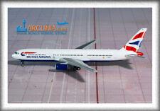 """JC Wings 1:400 British Airways Boeing 767-300ER """"G-BZHA"""" XX4086"""