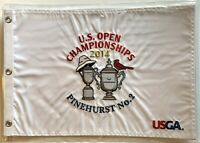 2014 U.S. Open flag pinehurst golf men womens dual logo championship new
