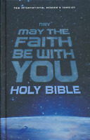 NIrV May the Faith Be with You Holy Bible, Hardcover BRAND NEW!!!