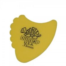 Jim Dunlop Tortex Fins Picks Plectrum 0.73mm Single