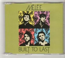 (FZ886) Melee, Built To Last - 2008 DJ CD