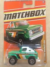Matchbox - 2011 - #90 - '72 Ford Bronco 4x4