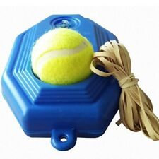 Tennis Ball Back Base Trainer Set+Training Ball For Single Training Practice Pro