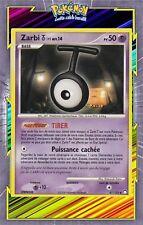 🌈Zarbi T - DP02:Trésors Mystérieux - 67/123 - Carte Pokemon Neuve Française