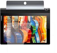 2x Lenovo Yoga Tablet 3 (10 Zoll) Protector de Pantalla Vidrio Flexible Cristal