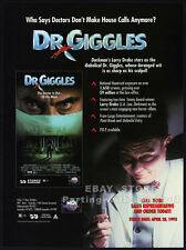 DR. GIGGLES__Original 1993 Trade AD movie promo__LARRY DRAKE__HOLLY MARIE COMBS
