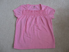 Ss Shirt - Gymboree - Pink - Girl's - Sz 5