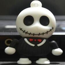 Stick USB 16 gb gracioso monstruo alienígena en la momia traje negro carcasa silicona