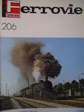 Italmodel Ferrovie 206 1977 Addio vapore Valsugana - Motore Trifase E.Mascherpa