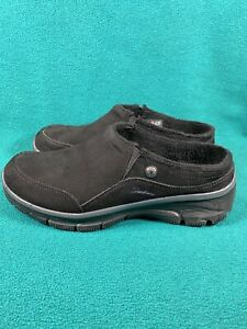 skechers relaxed fit memory foam women's clogs mules Size 8 Slip On