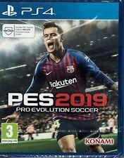 PES 2019 Pro Evolution Soccer - Playstation 4 - PS4