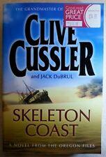 Skeleton Coast: Oregon Files by Clive Cussler, Jack B. Du Brul (Paperback, 2006)