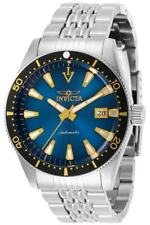 Invicta Vintage Men's Automatic Watch Blue 43mm 29772