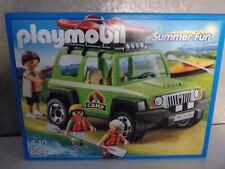 Playmobil Summer Fun 6889 Camp-Geländewagen - Neu & OVP
