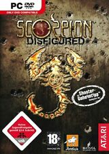 Scorpion: Disfigured PC Game Spiel Action Shooter FSK18 NEU NEW