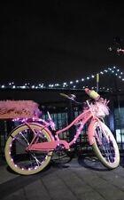 """Women Ladies Cruiser Bike Bicycle Large Seat Beach Rider 26""""  Basket"""