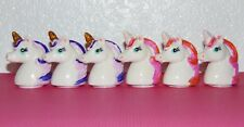 Super Cute Scented Unicorn Lip Balms...Set of 6
