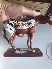 Trail Of The Painted Ponies Exclusive Release High Desert Horsefeathers 1e