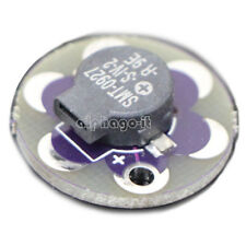 New LilyPad Buzzer Small Speakers Module For Arduino Top