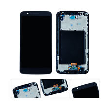 +Frame For LG Stylo 3 L83BL L84VL M430 M470 LS777 Lcd Touch Screen Assembly QC