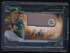 SONNY GRAY 2015 TOPPS STRATA CLEARLY AUTHENTIC AUTOGRAPH JERSEY AUTO *ATHLETICS*