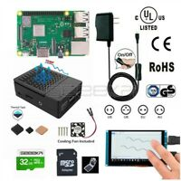 Octoprint 3D Print Display Kit Raspberry Pi 3B+ Starter Kit + Power Supply +Case