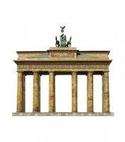 Brandenburg Gate Building War Games Terrain Landscape Cardboard Model Kit (346)