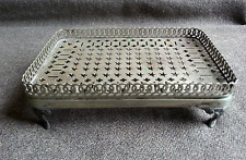 Vintage 1890's Huyler's Fountain Store Counter Serving Tray 4 Bonbons Chocolate