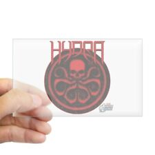 CafePress Hydra Rectangle Bumper Sticker Car Decal (1353968981)