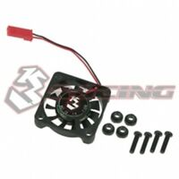 3RACING 3RAC-FAN01 Cooling Fan 30 x 30 mm 7.2v 1/10 On Off Road RC TAMIYA Car