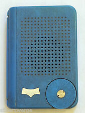 Mini Pocket Radio UK Design Winner SOLID um 1960