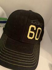 Autographed Nascar Travis Pastrana Valvoline/Roush Fenway Hats