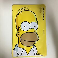 THE FACE SHOP 1sheet THE SIMPSONS CHARACTER MASK - ONE SIZE FIT ALL
