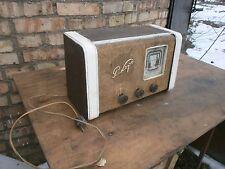 Vintage Tube Radio very rare USSR REKORD