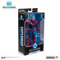 """Superman - Armored Superman Unchained 7"""" Action Figure-MCF15602-MCFARLANE TOYS"""