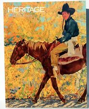 HERITAGE Auction Catalog – AMERICAN ART SALE 2016 -Luxurious Illustrated CATALOG