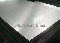 20mm Aluminium 5083 Sheet Plate Blanks Profiles ANY SIZE CUSTOM CUT