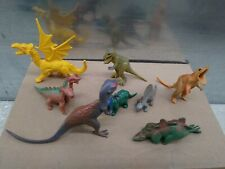 Vintage Dinosaur, Dragon And Mythological Toy Lot!