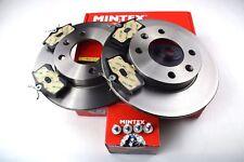 NEW MINTEX REAR BRAKE DISC AND PADS SET FOR CITROEN PEUGEOT MDK0196