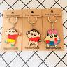 Crayon Shin-chan PVC key chains ornament keyring bag pendant key chain new