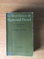 LA VIE ET L'OEUVRE DE SIGMUND FREUD 1 : LA JEUNESSE 1856-1900