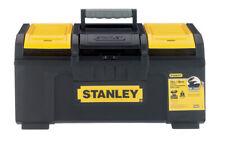 Stanley  19 in. Foam  Tool Box  10 in. W x 9 in. H Black