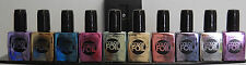 2 Sally Hansen Color Foil Nail Makeup      (Choose Your Color)   (New)