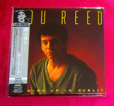 Lou Reed Growing Up In Public MINI LP CD JAPAN BVCM-37749