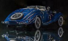 1 Sport Car InspiredBy Cadillac 24 Vintage Concept 18 Carousel Blue 43 1930s 12