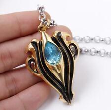 Fire Emblem Awakening Festival 25th Anniversary Aqua Azura Necklace Pendant *