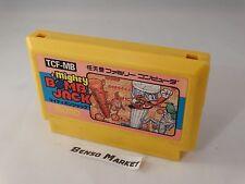MIGHTY BOMB JACK NINTENDO FAMICOM NES 8BIT GIAPPONESE JAP JP NTSC-J IMPORT LOOSE