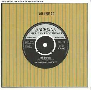 Various - Rockfile Volume 20 CD Comp RM 4728