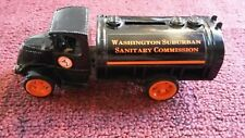RARE Ertl 1926 Mack Bull Dog COIN BANK -WASHINGTON SUBURBAN SANITARY COMMISSION