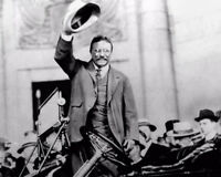 Former President THEODORE 'TEDDY' ROOSEVELT Glossy 8x10 Photo Print Poster